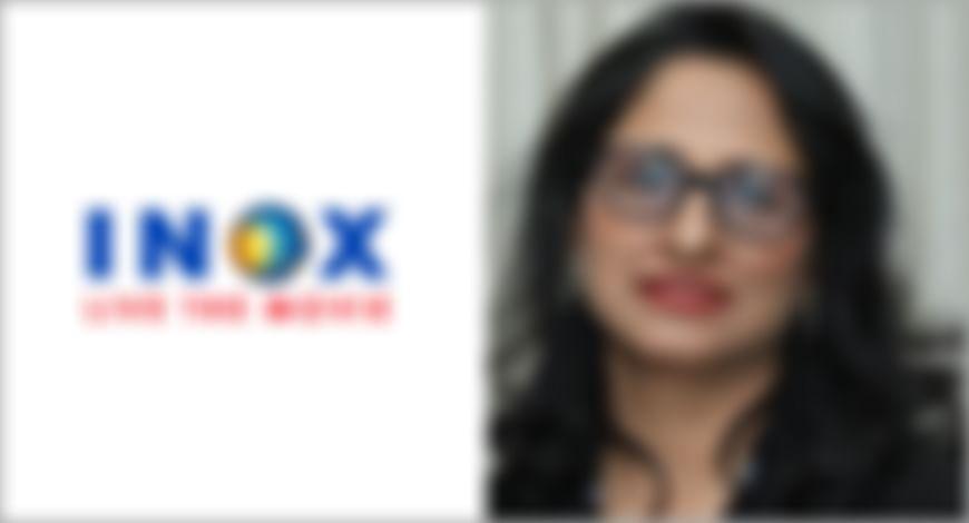 Shalini gupta INOX