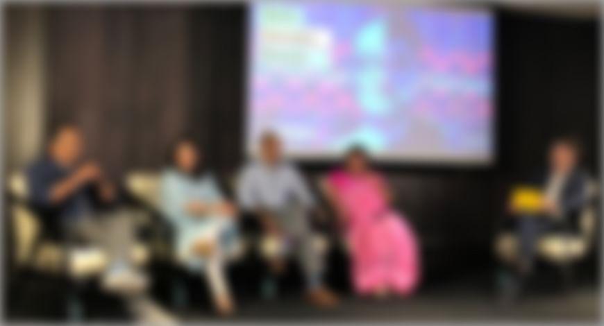 Landor panel discussion