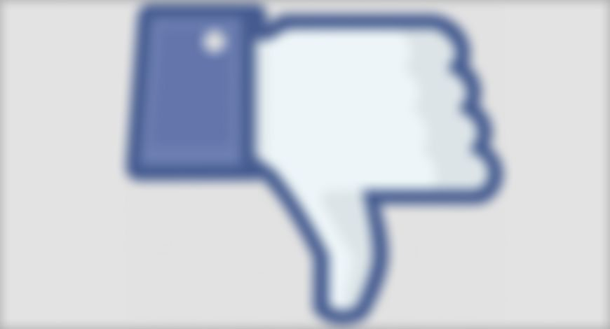 FacebookDislikeButton