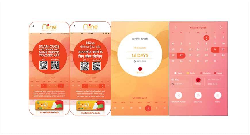Niine Sanitary Napkin App?blur=25