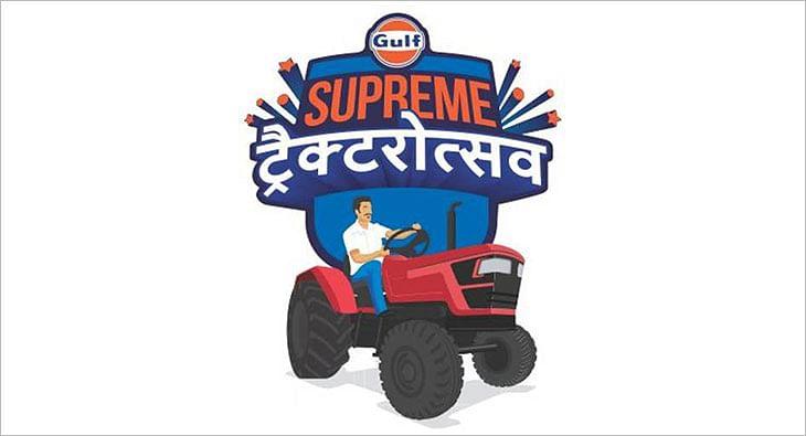 Gulf oil tractor?blur=25