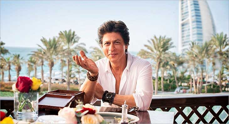 Shah Rukh Khan Be My Guest?blur=25