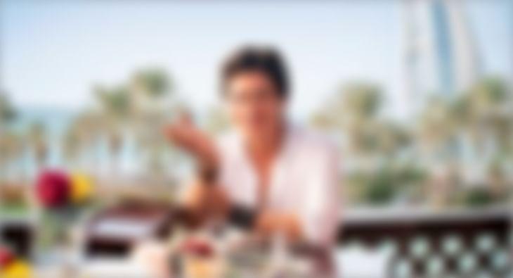Shah Rukh Khan Be My Guest