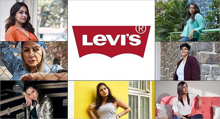 Levis #IShapeMyWorld Ad Campaign?blur=25
