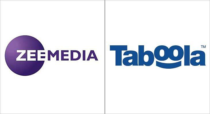 Zee Media and Taboola?blur=25