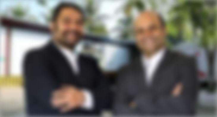 Licious Abhay Hanjura and Vivek Gupta