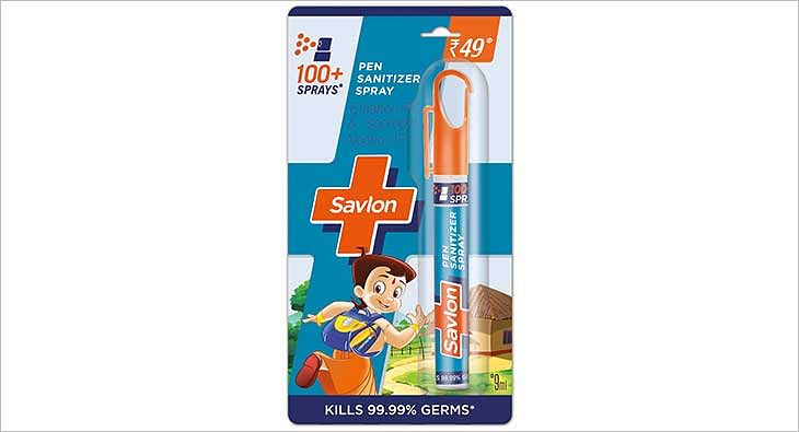 Savlon Pen Sanitizer Spray?blur=25