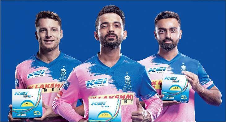 KEI Rajasthan Royals?blur=25