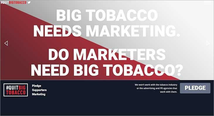 Quit Tobacco?blur=25