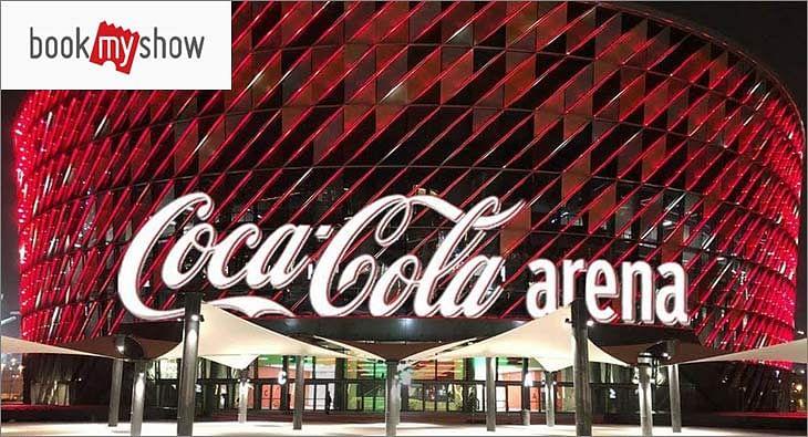 BookMyShow Coca Cola Arena?blur=25