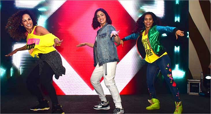 Yami Gautam and Zumba India?blur=25