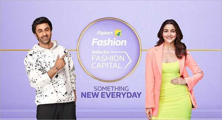 Alia Bhatt and Ranbir Kapoor for Flipkart Fashion?blur=25