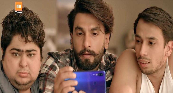 Ranveer Singh for Xiaomi?blur=25