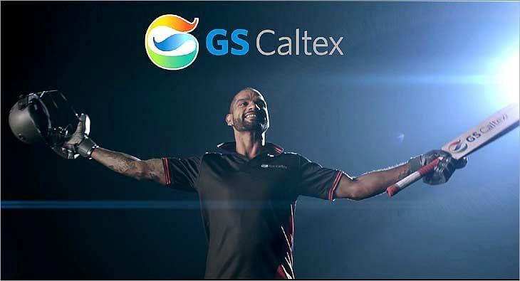 GS Caltex Shikhar Dhawan?blur=25