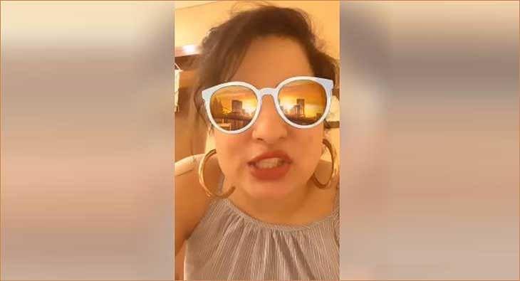 ZeeTV Mallika Dua?blur=25