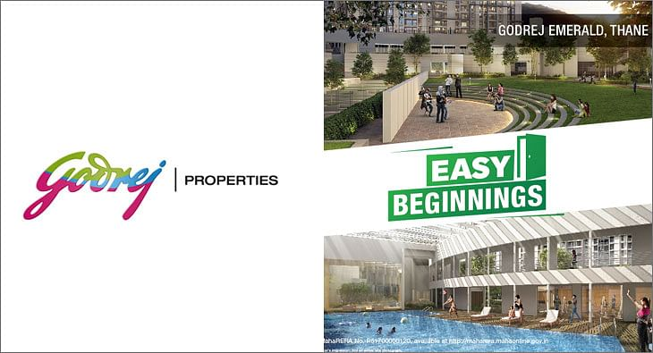 Godrej Easy Beginnings Ad Campaign?blur=25