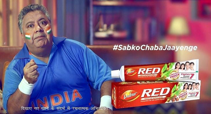 Dabur Red Paste Sabko Chaba Jaayenge?blur=25