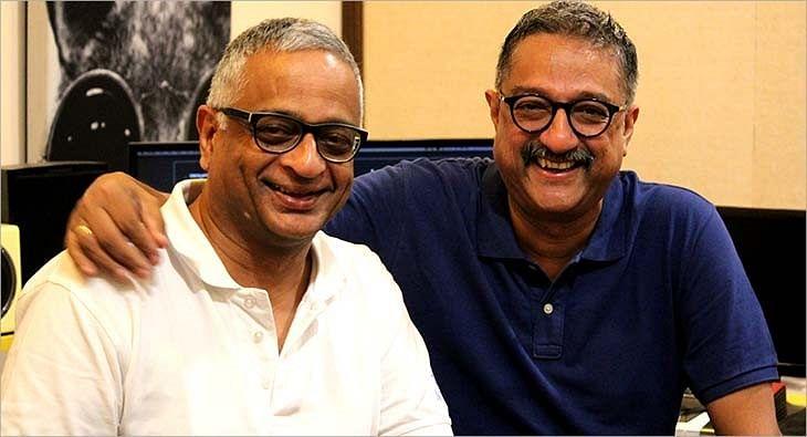 Ajit Varma CEO & Rajeev Raja Co-founder Brandmusiq?blur=25