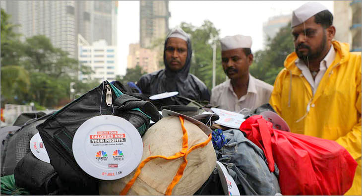 CNBC TV18 Dabbawala?blur=25