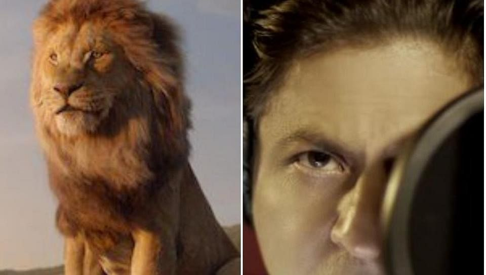 Shahrukh Khan voiceover's as Mufasa in The Lion King?blur=25