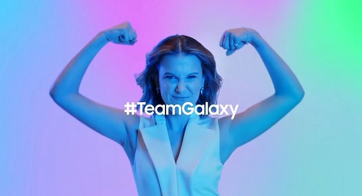 Millie Bobby Brown Team Galaxy?blur=25