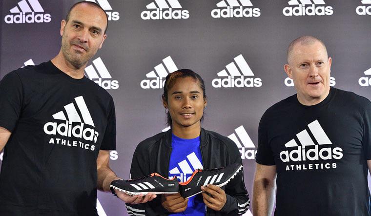 Hima Das- Brand Ambassador of Adidas?blur=25