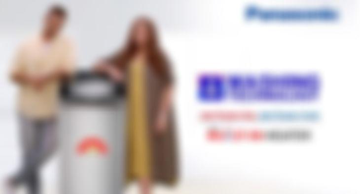 Neha Dhupia and Angad Bedi for Panasonic