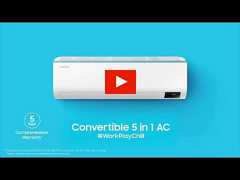 Samsung AC campaign