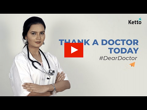 Thank a Doctor Today -- Ketto?blur=25