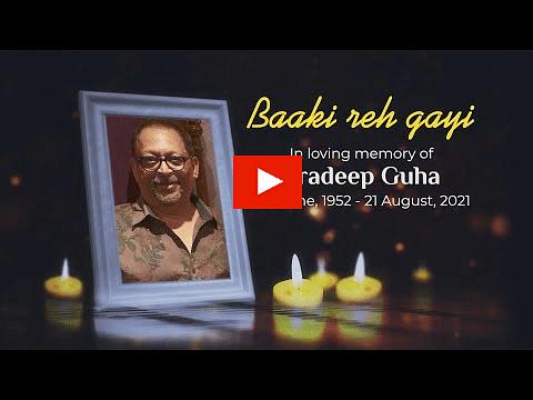 SpotlampE's musical tribute to Pradeep Guha?blur=25