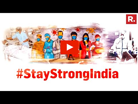 'Stay Strong India' campaign