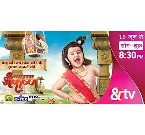 &TV's magnum opus Paramavatar Shri Krishna premieres today?blur=25