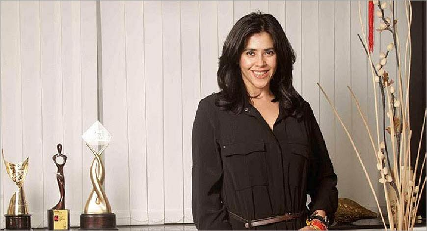 I began as a struggler on digital: Ekta Kapoor?blur=25