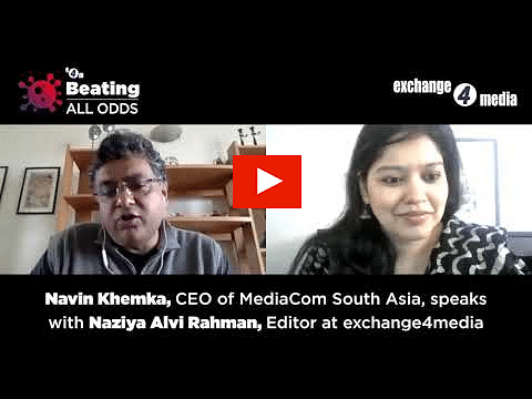 Beating All Odds: Navin Khemka, CEO, MediaCom South Asia?blur=25