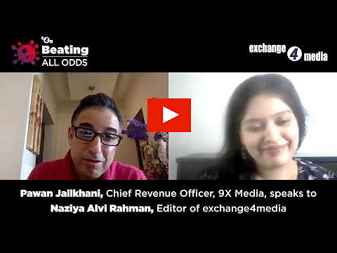 Beating All Odds with Pawan Jailkhani, Chief Revenue Officer, 9X Media?blur=25