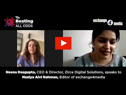 Beating All Odds with Neena Dasgupta. CEO & Director, Zirca Digital Solutions?blur=25