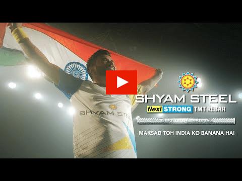 Shyam Steel Campaign