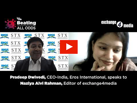 Beating All Odds with Pradeep Dwivedi, CEO-India, Eros International?blur=25